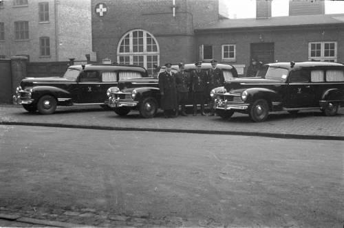 1947 Hudson, også smukke som ambulancer